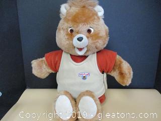 Vintage Teddy Ruxpin 6