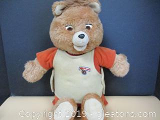 Vintage Teddy Ruxpin 5