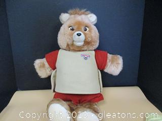 Vintage Teddy Ruxpin 4