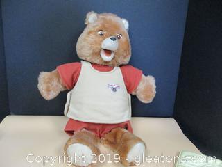 Vintage Teddy Ruxpin 2