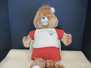 Vintage Teddy Ruxpin 1