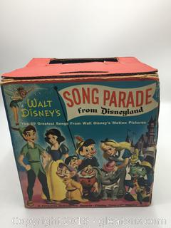 Walt Disneys Song Parade (1955)