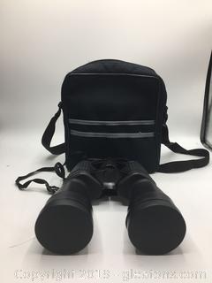 Binoculars W Case