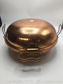 Copper Cataplana