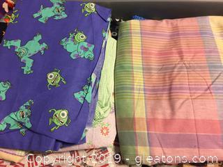 Fabric Lot B