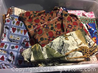 Fabric Lot C