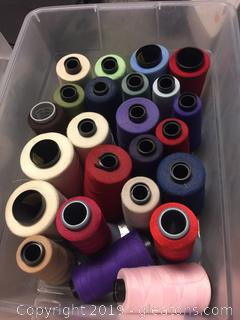 Serger -Overlock Thread