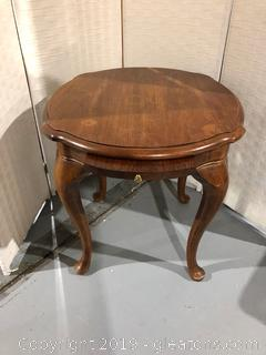 Fisher Park Solid Wood Side Table