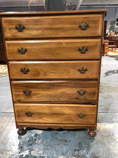Tall Pine Dresser