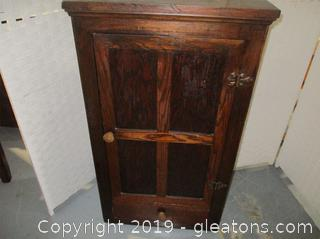 Small Farmhouse Cabinet