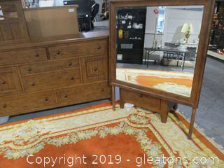 Liberty Furniture Dresser with Mirror