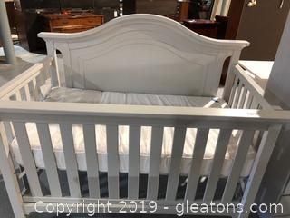 Ti'Amo Baby Furniture 3 in 1 Crib