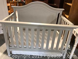 Ti Amo Baby Furniture 3 in 1 Crib