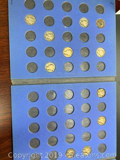 Collection Mercury Dimes