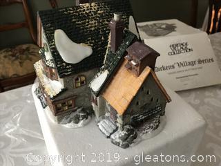 Dept 56 Christmas house