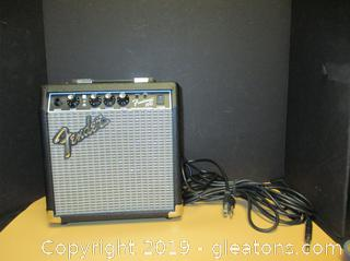 Fender 10G Amp W/Mono Connector