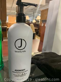 One Liter Professional Shampoo