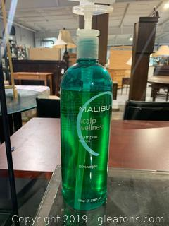 One Liter Maliba Scalp Wellness Shampoo