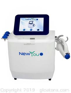 NewYouMD ShockWave Cellulite Blasting Machine