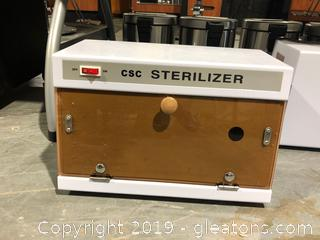 Table Top Sterilizer A
