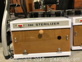 Table Top Sterilizer C