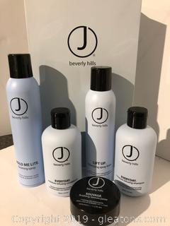 J Beverly Hills Pro Hair Products Lot K
