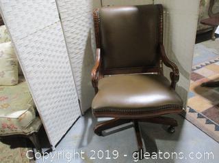 Hooker Furniture Office Chair