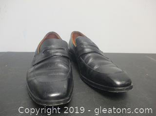 Caoio Men's Black Loafers Size 9½ M