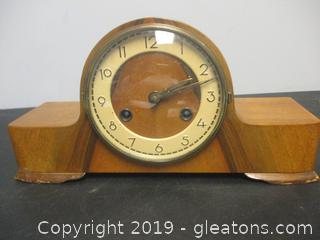 Back Hage  & Co Gelsen Kirchen Clock
