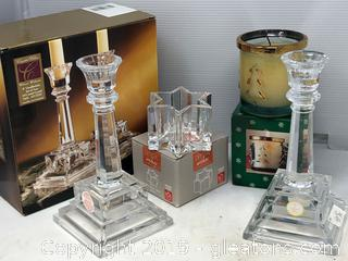 Brand New Candles & Candle Stick