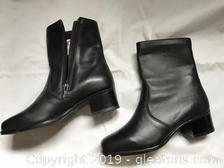 Blondo Boots size 6 1/2 B Black