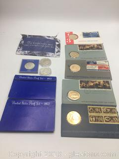 Lot of Collectors Coins