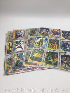 1991 Marvel Collectors Cards