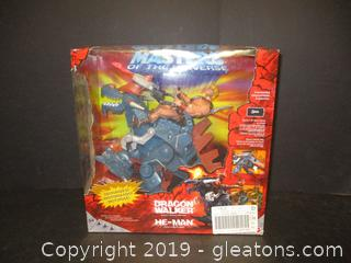 "Masters of the Universe ""Dragon Walker"" He Man"