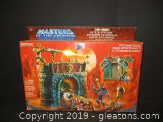 Masters of the Universe Battle Station