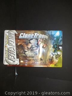 Hasbro Star Wars Classic Plain Clone Trooper