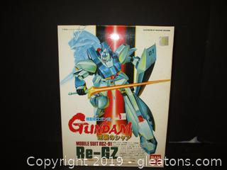 Gundam Mobile Suit REZ-91 Model Kit