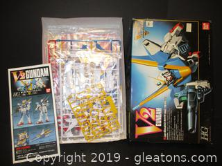 V2 Gundam Model Kit