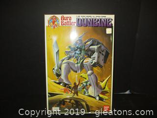 Aura Battler Pun Bine Model Kit