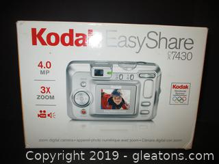 Kodak Easy Share Camera