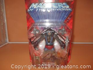 Masters of the Universe Sky Strike Stratos Figure