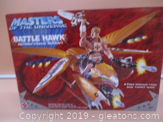 Masters of the Universe Battle Hawk A