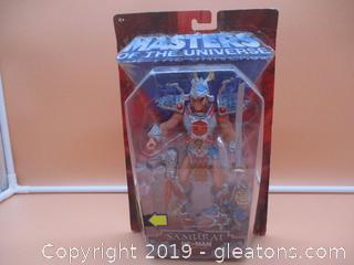 Masters of the Universe Samurai He-Man Action Figure