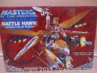 Masters of the Universe Battle Hawk B