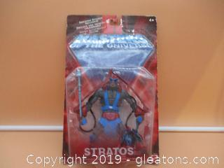 Masters of the Universe Stratos Figure