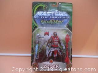 Masters of the Universe Zodak Figure