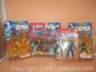 Marvel Comics X-Men Figurine Collection