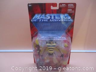 Masters of the Universe Buzz off Figure