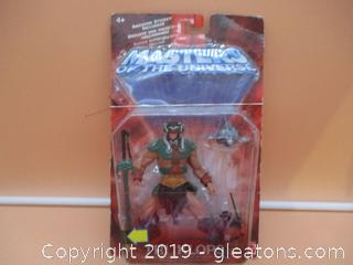 Masters of the Universe Tri Klops Figurine