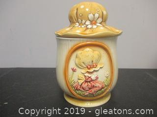Vintage 1978 Sears Roebuck Holly Hobby Cookie Jar